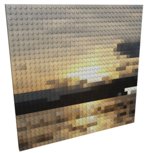 content blocks as Legos